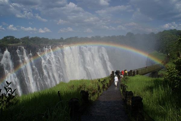 16 days - Etosha Vic Falls